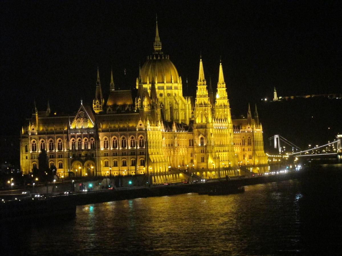 Budapest (Day 1)
