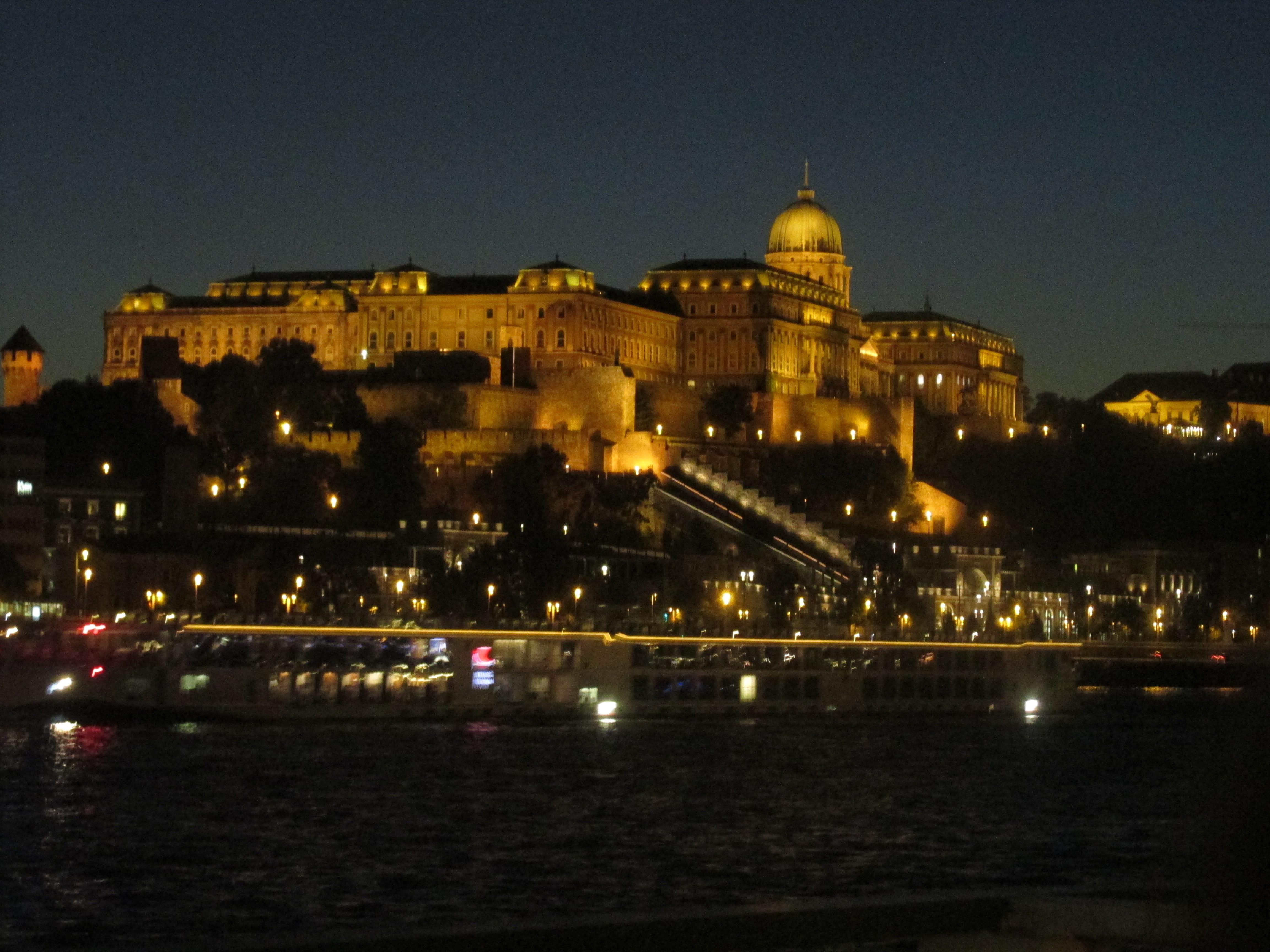 Brutally Bound In Budapest