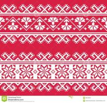 ukrainian-belarusian-folk-art-embroidery-pattern-red-white-slavic-traditional-design-ukraine-belarus-86233937